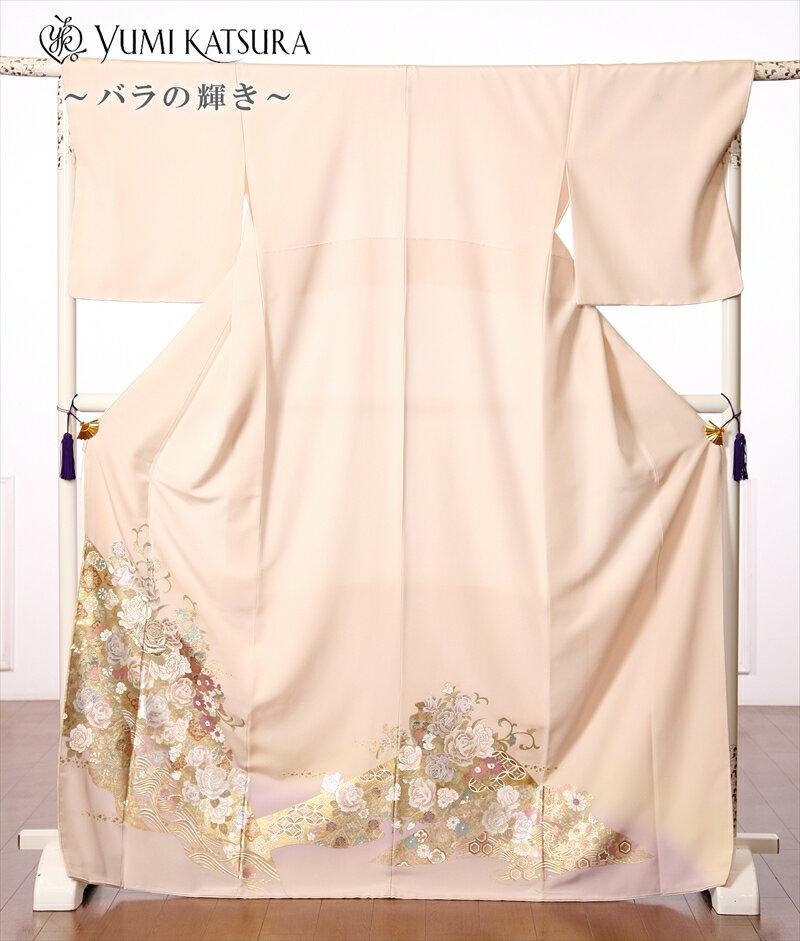 【レンタル】桂由美 色留袖レンタルフルセット8AB32 色留袖レンタル yumi katsura