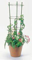 植物のあんどん作りに第一ビニール リング支柱 90cm P25Apr15