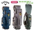 【◆】キャロウェイ ゴルフ カート キャディバッグBG CG CRT SPL-I FW 21 JMCallaway 2021年モデル 数量限定 5121220 5121221 5121222