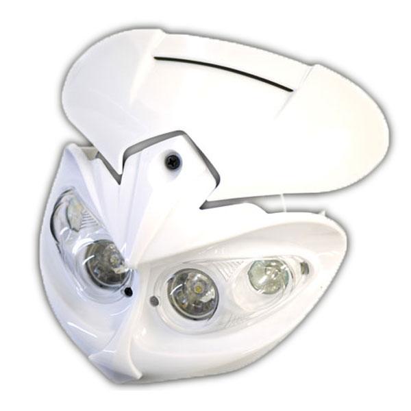 ライト・ランプ, ヘッドライト LEDXR50XR100NSR50 NS1FTR223 CB223S VT250 XR250XLR CRM250 CB400SS NSR250R CBR250R CBR600 CBR1000RVTR250 VFR RZ50 YB1 TZR50R TZM50R SRX SR400 HONDAYAMAHA