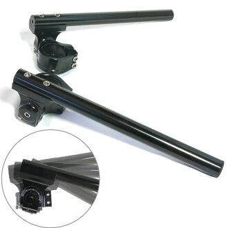 sepahanφ50 50mm 50派分離方向盤環形別針開黑角度調節式HIGH YZFR1YZFR6 YZF750 TZR250 MT-01 FZ-1 FAZER