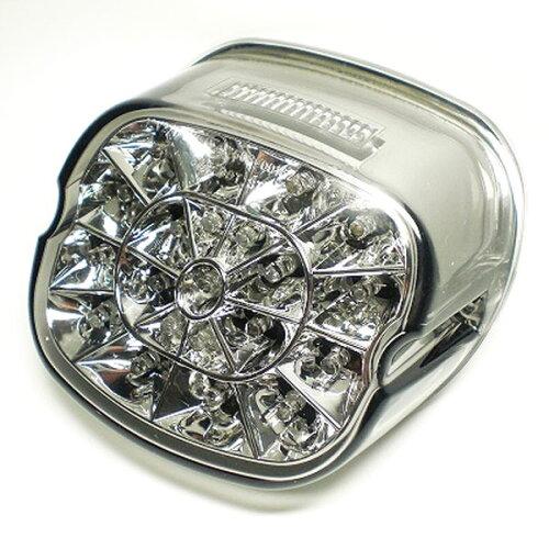 ハーレー用LEDテールランプSスポーツスターダイナソフテイルツインカムTC88 XL883R XL1200R XR1200...