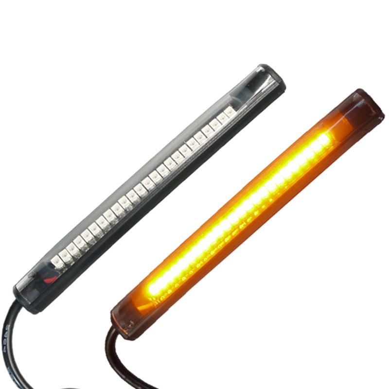 ライト・ランプ, ウインカー LED 10cm 24LED CBR250R CBR400R CBR600RR CBR650F CBR1000RR NM4 VFR1200 VFR800 FORZA FAZE PCX150 LEAD DIO ZOOMER SILVERWING
