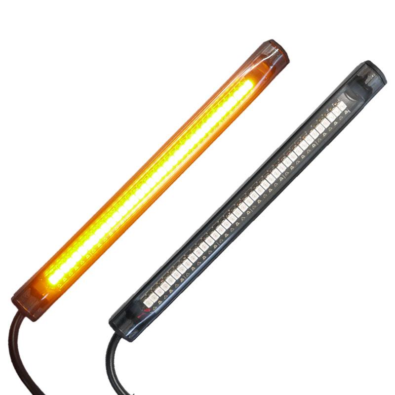 ライト・ランプ, ウインカー LED 15cm 36LED YZF-R3 YZF-R25 YZF-R6 YZF-R1 TZR250 TDR250 TMAX MAJESTY MAXAM TRICITY CYGNUS AXIS VOX BWS Vino JOG