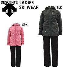 descente/デサント2015/2016モデルレディーススキーウエアDRA-5291WF【あす楽対応_北海道】【RCP】