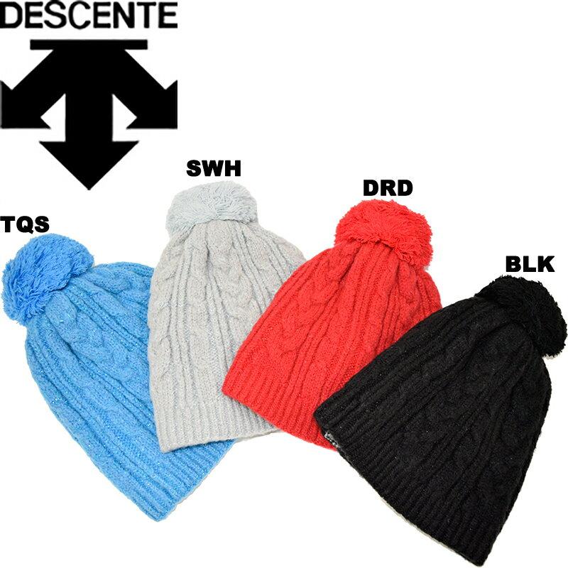 メンズ帽子, ニット帽 SALE descenteDKC4227WFS6