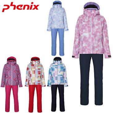 フェニックス phenix ジュニアスキーウェア ガールズスノーウエア 上下セット PS8H22P90 あす楽対応_北海道 雪遊び 130 140 150 160