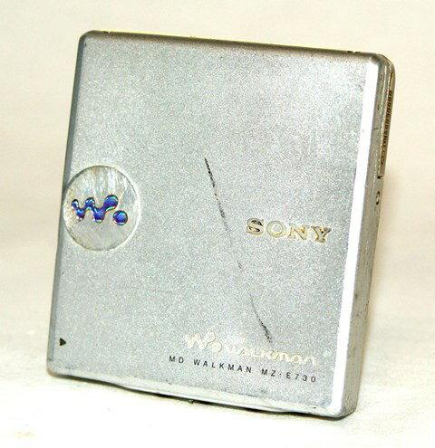 ポータブルオーディオプレーヤー, ポータブルMDプレーヤー !!1 SONY MZ-E730-S MD MD YA1-53R-2029032