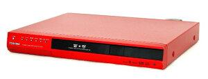 【激安中古品!迅速発送+送料無料!!1点のみ早い者勝ち】TOSHIBA東芝RD-XS33RJレッドHDD&DVDビデオレコーダー(HDD/DVDレコーダー)HDD:160GB地デジチューナー非搭載【@YA管理1-53-PL14721827】
