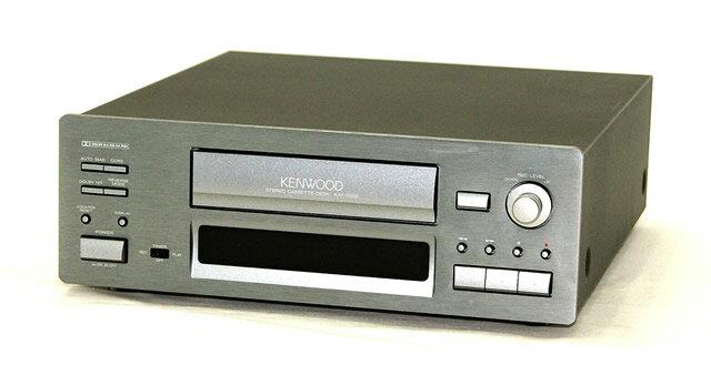 【中古】迅速発送+送料無料!値引交渉歓迎!1点のみ早い者勝ち <訳あり品>※テープ速度不安定 KENWOOD ケンウッド JVC KXF-5002 K'sシリーズのオートリバースカセットデッキ DOLBY B/C NR 単体コンポ【@YA管理1-53-71200271】