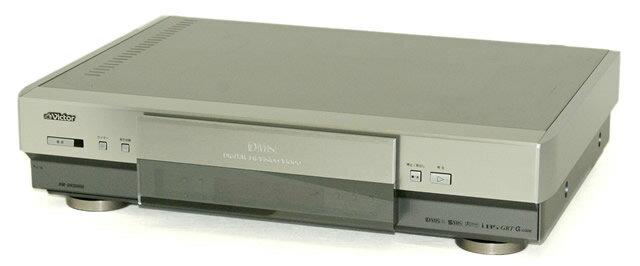 【中古】迅速発送+送料無料!値引交渉歓迎! 《ジャンク品》 Victor ビクター JVC HM-DH35000 デジタルハイビジョンビデオ(D-VHSレコーダー)【@YA管理1-53R-17610437】