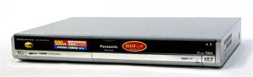 【中古】迅速発送+送料無料+動作保証!! Panasonic パナソニック DMR-XW50-S シルバー DVD/HDD ハイビジョンレコーダー(HDD/DVDレコーダー) HDD:500GB デジタルWチューナー【@YA管理1-53-KW6SA02782R】