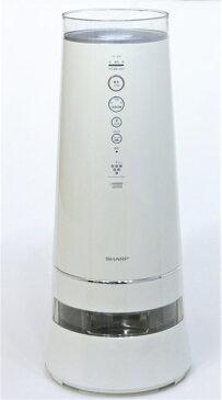 【中古】迅速発送+送料無料+動作保証!! SHARP シャープ HV-800 ホワイト系 気化式加湿機(インテリア加湿機) プラズマクラスター 除菌イオン【@YA管理1-8-8F708012】