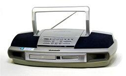 【中古】迅速発送+送料無料!値引交渉歓迎! 《ジャンク品》 Panasonic パナソニック RX-MDX7-S シルバー パーソナルMDシステム(CD/MDデッキ)(ラジカセ形状タイプ)【@YA管理1-53R-JUNK】