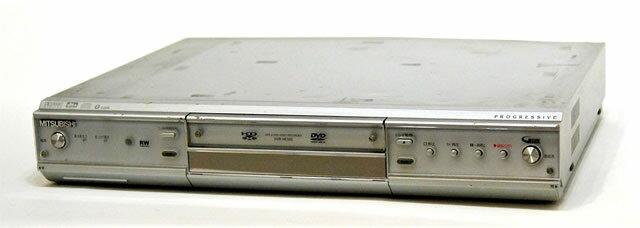 【中古】迅速発送+送料無料+動作保証!値引交渉歓迎! MITSUBISHI 三菱 DVR-HE500 HDD/DVDレコーダー HDD:80GB【@YA管理1-53-026224M】