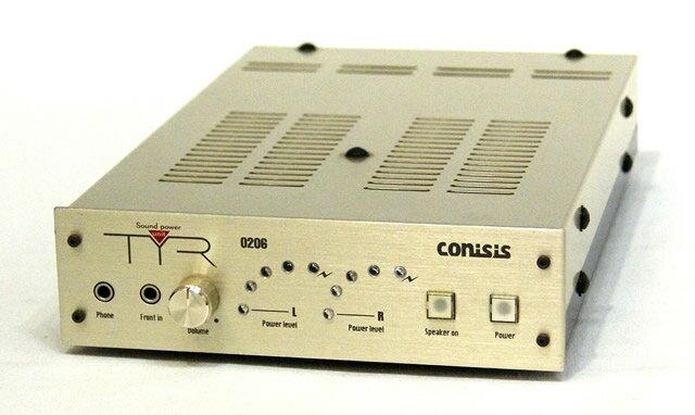 アンプ, パワーアンプ !! Conisis TYR0206 YA1-53-CT0206-0003-0178