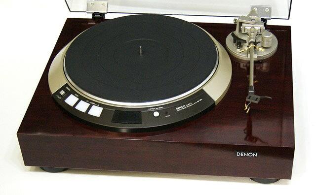 コンポ用拡張ユニット, レコードプレーヤー !!DENON ()DP-60L YA1-53-328689