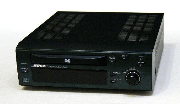 中古 迅速+《ジャンク品》BOSEボーズDVA-15アメリカンサウンドシステムDVD/CDプレーヤー @YA管理1-53R-4