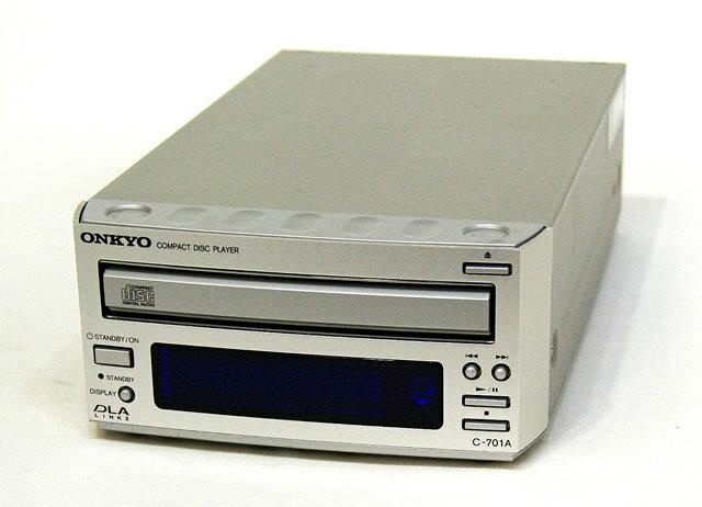 コンポ用拡張ユニット, CDプレーヤー !! ONKYO () C-701A(S) CDYA1-53-3240027361