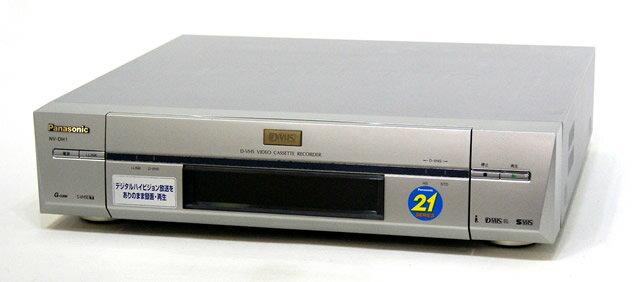 光ディスクレコーダー・プレーヤー, ビデオデッキ !!Panasonic NV-DH1 (D-VHS) YA1-53-VH0560580