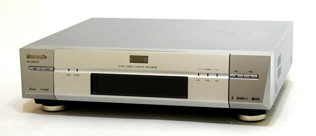 光ディスクレコーダー・プレーヤー, ビデオデッキ !!Panasonic NV-DHE10 (D-VHS) YA1-53-VH0630607