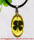大人気 幸運の四つ葉レディースペンダントトップ ネックレスレディースネックレス 新品クローバー ファッション小物necklace 威龍彩雲 1