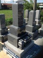 墓石激安現品和型(8寸角27cm角)多数有