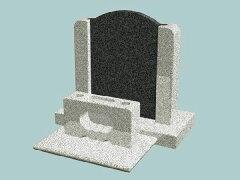 墓石 DIY自作キット 一人で組み立可能