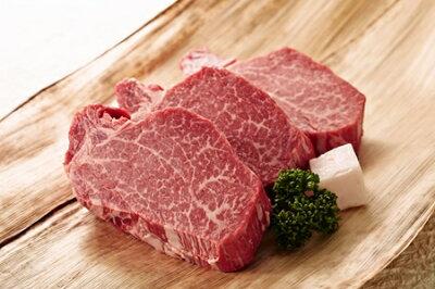 牛ヒレステーキ 厚切り 【約200g×3枚】