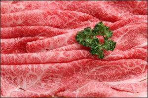 和牛赤身モモ焼肉 (500g入り)