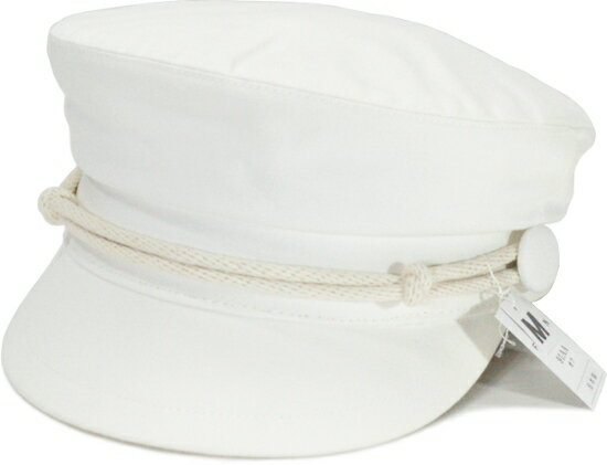 黒澤型マリンキャップ ホワイトデニム(綿100%) オールシーズン対応 大きいサイズ 帽子 メンズ レディース S(55)/M(56.5)/L(58)/LL(59.5)03P01Mar15