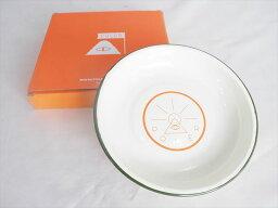 POLER GOLDEN CIRCLE ENAMEL PLATE ポーラー プレート(皿)2個セット ポーラー 皿 国内正規品