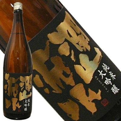 深山流水 純米大吟醸 1.8L【石川県/(株)加越】【RCP】