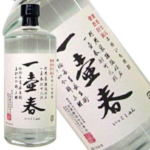 一壷春 (いっこしゅん) 25度 1.8L【宮崎県/古澤醸造】