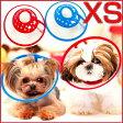 愛犬 愛猫のために!安心設計のエリザベスカラー/手術、怪我、術後の傷口保護/視界確保/衝撃吸収/XS/全3色