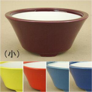 [Pot à bonsaï] Mini bol couleur Kyo ware Bol Fukamaru (petit) (calibre: 9 cm) [Iyojien Iyojien]