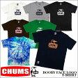 2017新作 CHUMS BOOBY FACE T-SHIRTS 全7色 メンズ チャムス ブービーフェイス Tシャツ CH01-1243