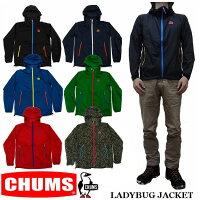 CHUMSLADYBUGJACKET全6色チャムスレディバグジャケットマウンテンパーカーライトシェルアノラックCH04-1037