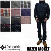 【50%OFFセール】Columbia HAZEN JACKET 全11色 PM3613 コロンビア ナイロンジャケット  マウンテンパーカー