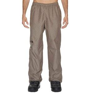 ノースフェイス パンツ メンズ ベンチャー2 ハーフジップ パンツ 防水パンツ ブラウン The North Face Men's Venture 2 Half Zip Pant 送料無料【敬老の日】