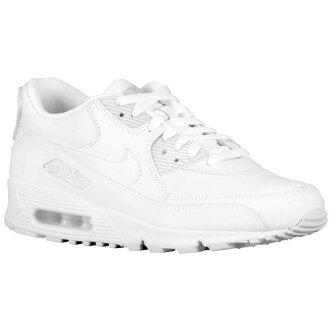 (索取)NIKE耐吉人空氣最大90運動鞋Nike Men's Air Max 90 White[支持便利店領取的商品]