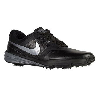 (索取)NIKE耐吉人月神命令高爾夫球鞋Nike Men's Lunar Command Golf Shoe Black Cool Grey Metallic Cool Grey