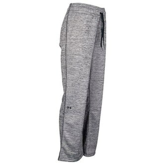 (索取)andaamaredisuraitoueitoamafurisupantsu UNDER ARMOUR Women's Lightweight Armour Fleece Pants Black