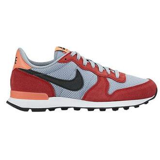 (索取)NIKE耐吉女士運動鞋國際主義者紅紅Nike Women's Internationalist University Red Black Blue Grey Bright Mango[支持便利店領取的商品]
