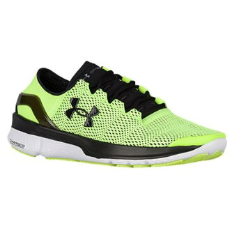 (索取)andaamamenzusupidofomuranningushuzutoreningushuzuaporo 2 Under Armour Men's Speedform Apollo 2 Fuel Green White Black[支持便利店領取的商品]