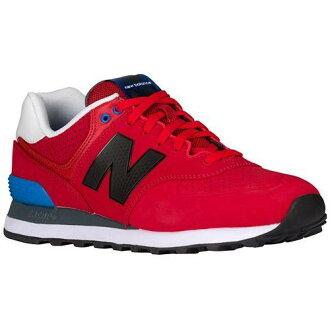 (索取)新平衡人574 New balance Men's 574 Red Blue[支持便利店領取的商品]