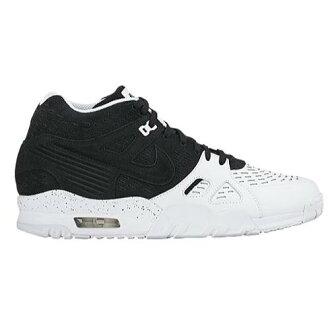 (索取)NIKE耐吉人空氣教導員3運動鞋Nike Men's Air Trainer 3 Black White Black[支持便利店領取的商品]