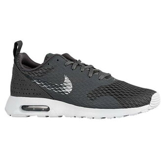 (索取)NIKE耐吉人空氣Mac星巴克跑步鞋運動鞋大的尺寸Nike Men's Air Max Tavas Anthracite Pure Platinum[支持便利店領取的商品]