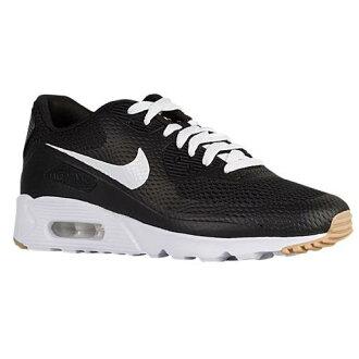 (索取)NIKE耐吉人空氣最大90超跑步鞋運動鞋大的尺寸Nike Men's Air Max 90 Ultra Black White Black
