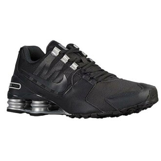 (索取)NIKE耐吉人打擊大街運動鞋跑步鞋Nike Men's Shox Avenue Anthracite Metallic Silver Black Anthracite